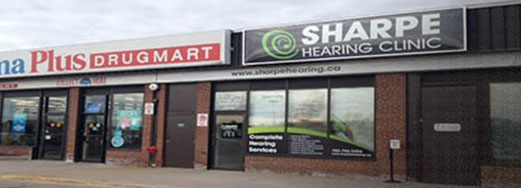 Sharpe Hearing Clinic - Barrie