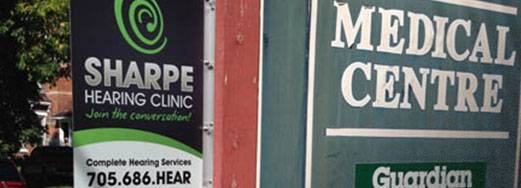 Sharpe Hearing Clinic - Coldwater